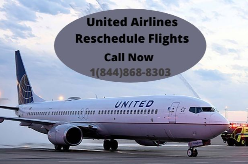 How can I Reschedule my Flight Ticket to United Airlines?