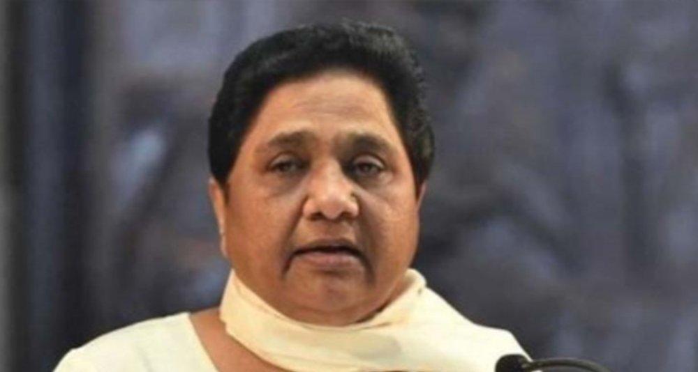 Mayawati reiterates demand to withdraw agri laws