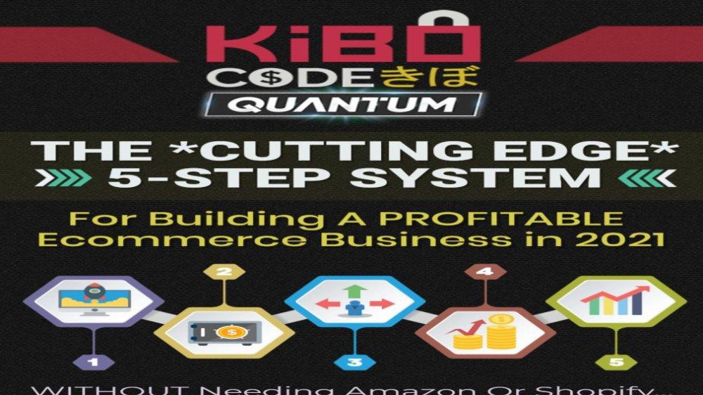 The Kibo Code Quantum – Generate $76,000 in 24 hours!