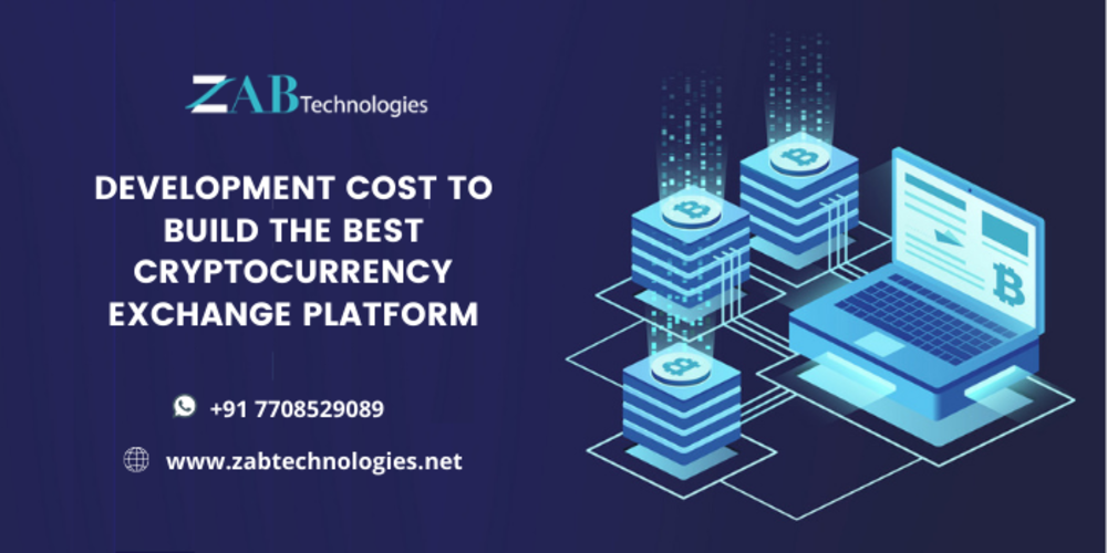 Development cost to build the best cryptocurrency exchange