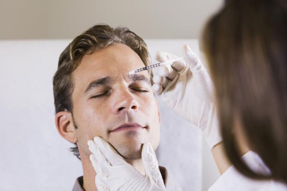 More Men Are Getting Botox. Here is why.