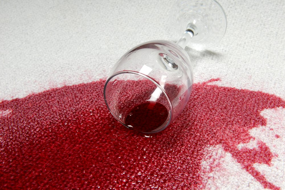 Cleaning Berry Stains on Carpet