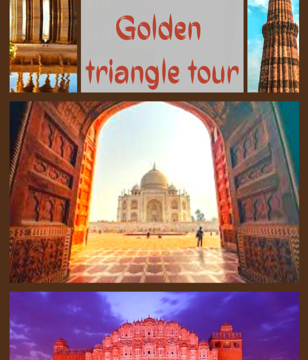 Experience true essence of India with Golden triangle tour