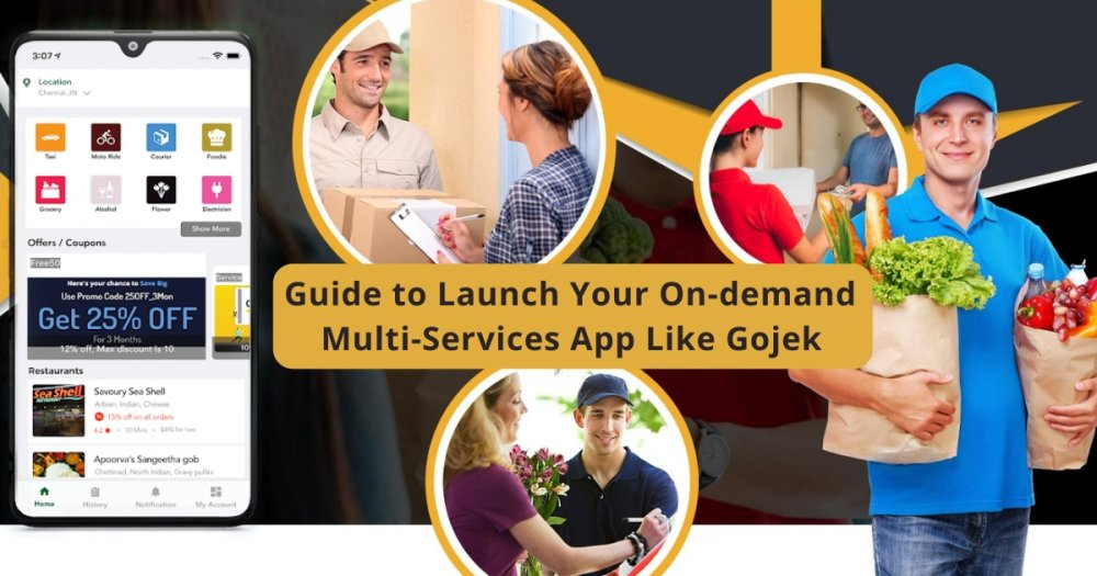 Best Clone Script To Launch An On-demand Super App Like Gojek And Grab