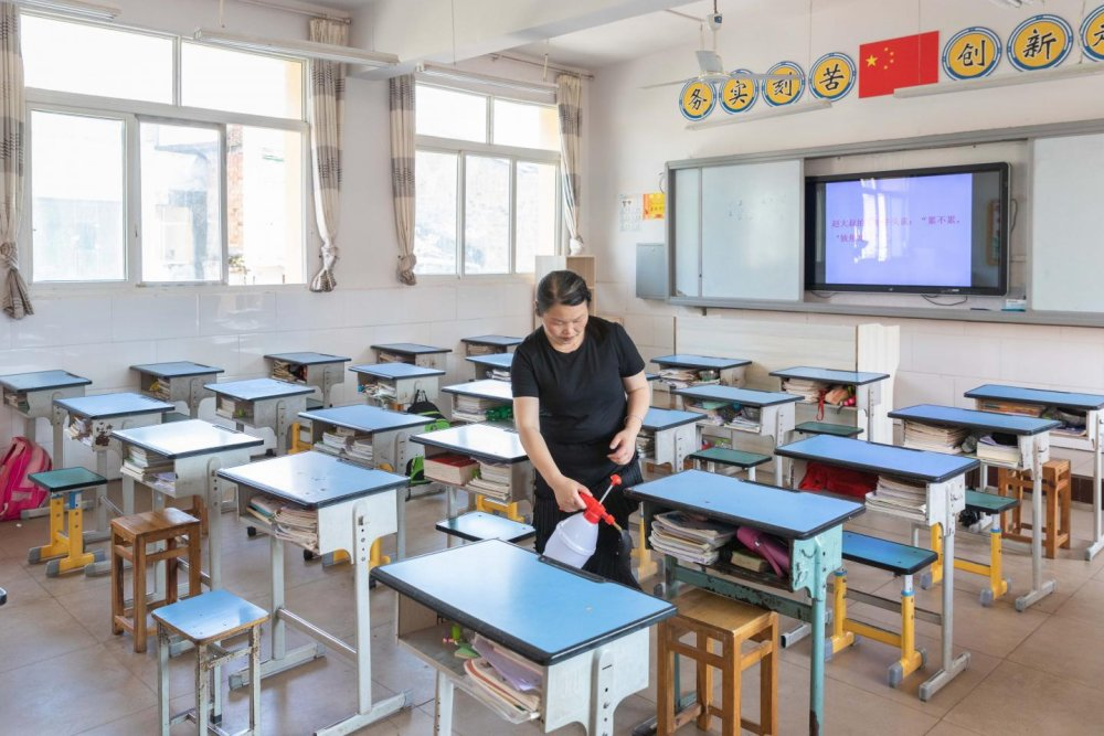 How to Take Care of our Teachers During a Global Pandemic
