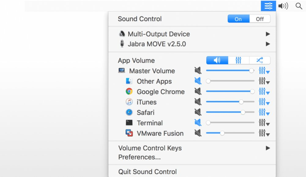 How to Control Individual Apps' Volume in M1 Mac