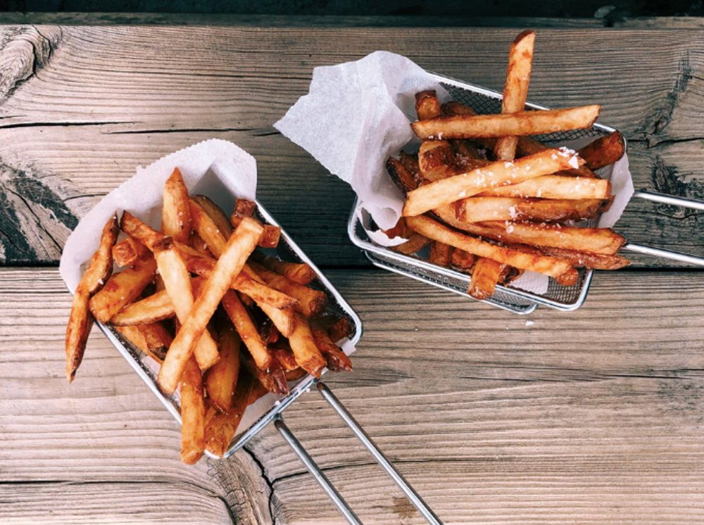Healthy Lifestyle Choices: Air Fryer - A Healthy Way To Deep Fry Your Fries