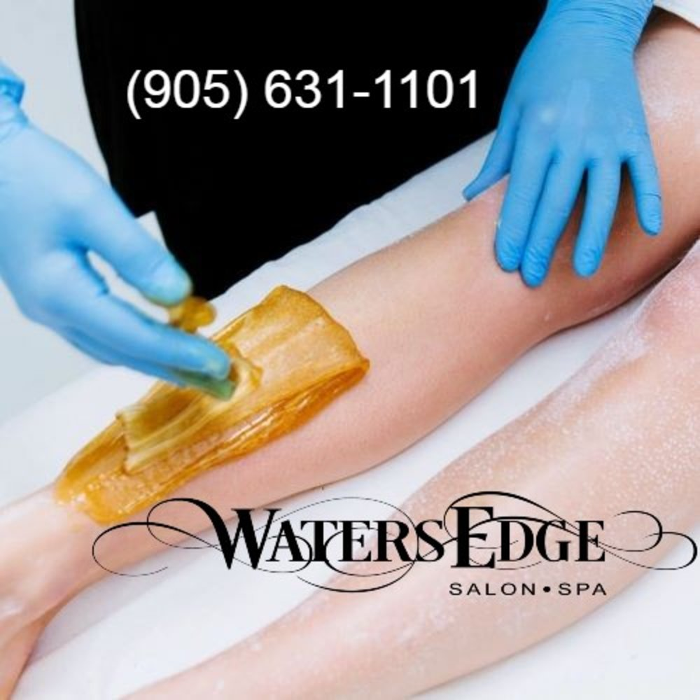 3 reasons why Waters Edge LOVES Sugaring in comparison to Wax.