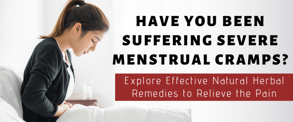 Have You Been Suffering Severe Menstrual Cramps?