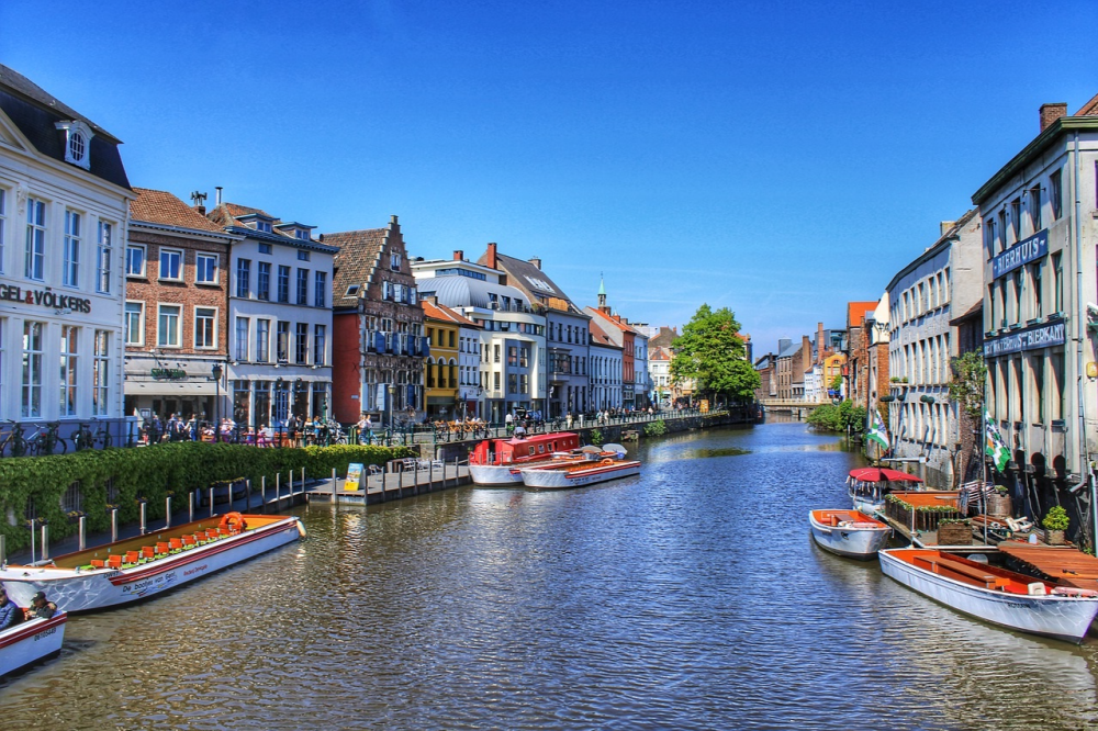5 Things to Do in Ghent, Belgium