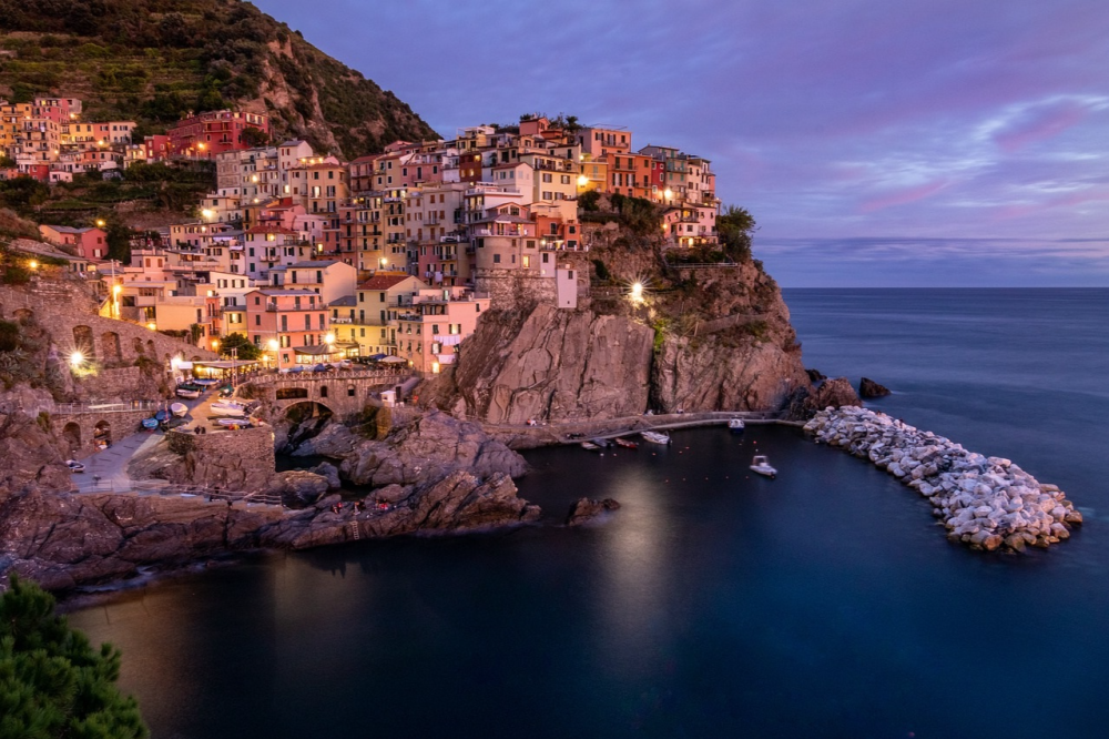 Top 5 things to do in Manarola, Italy.