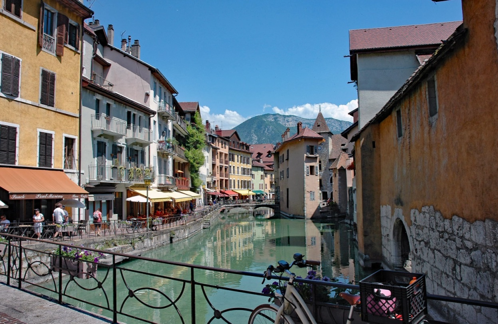 Top 5 things to do in Annecy, France