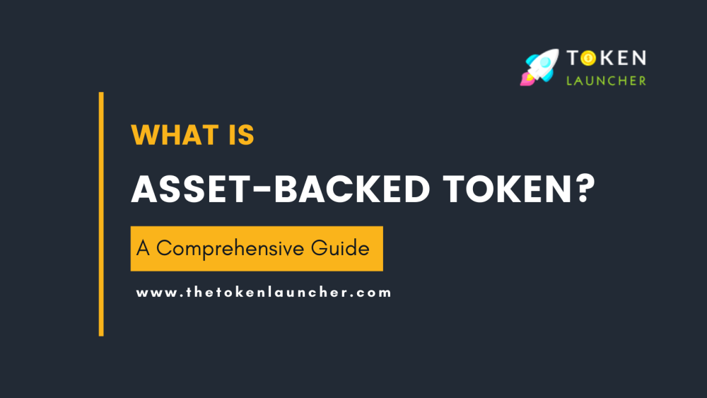 What is Asset Backed Token?