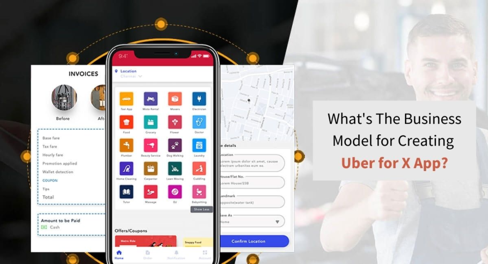 How to Launch a Uber for X App?