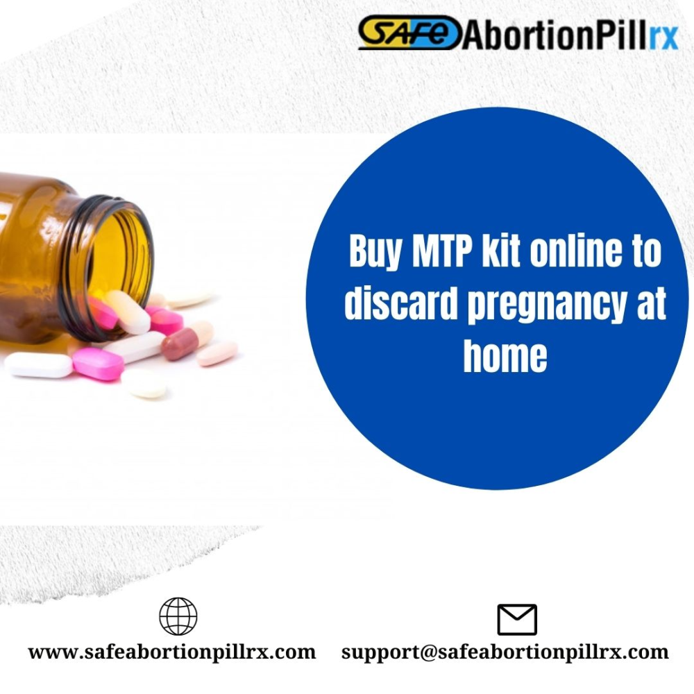 Buy Mtp kit online to discard pregnancy at home