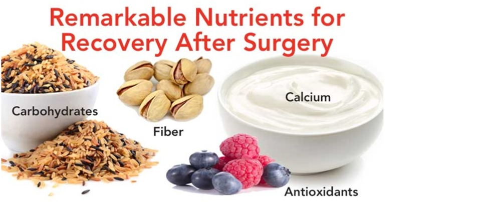 Top 6 Foods to Eat After Surgery