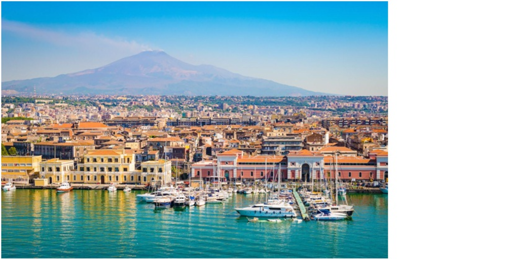 5 Things to do in Catania