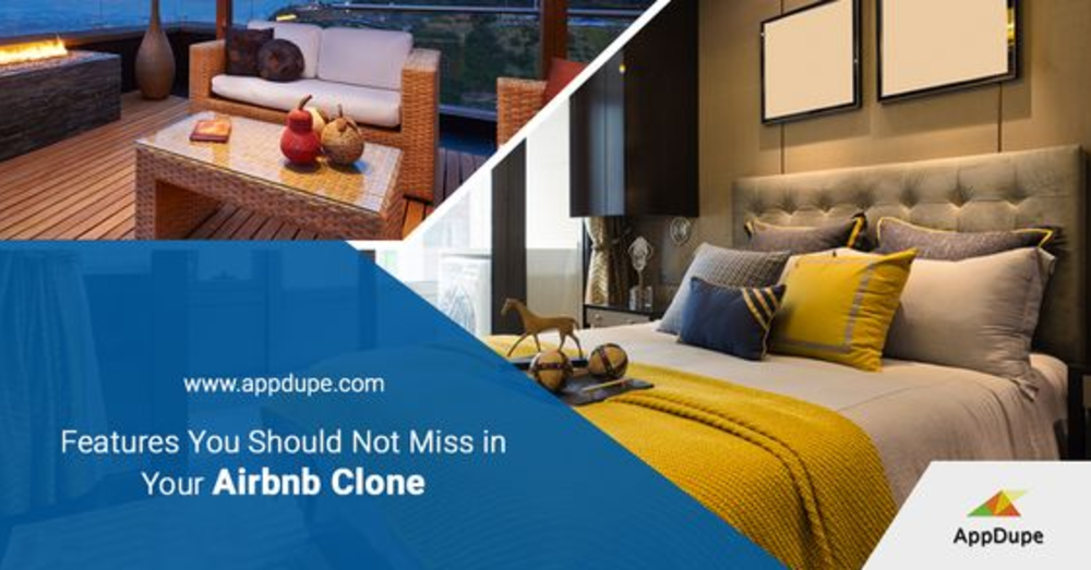 Offer affordable stay options for travellers via Airbnb Clone App Development