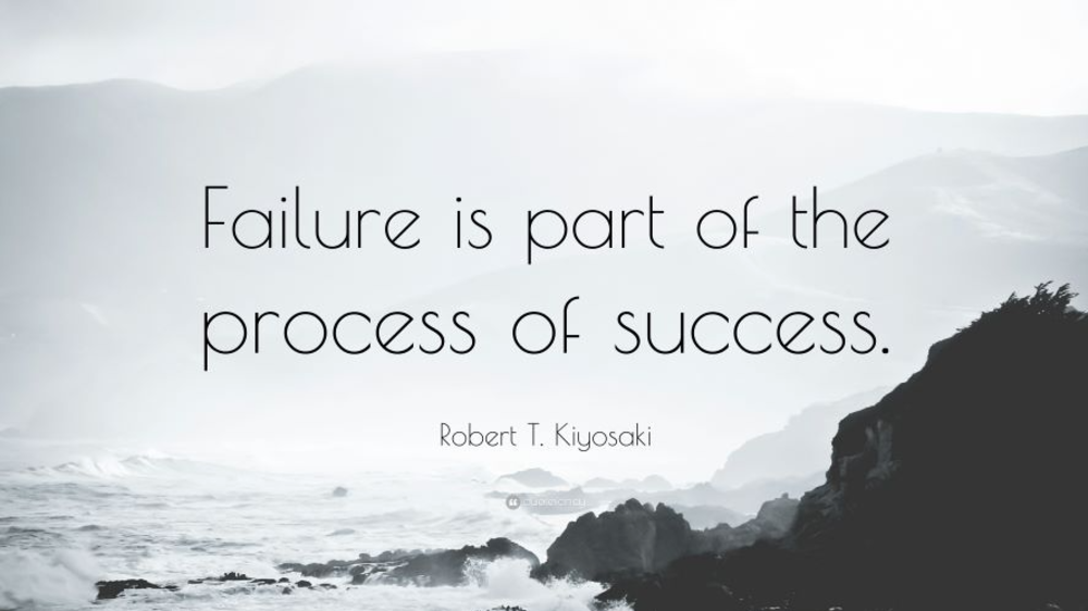 Does Failure Makes You Successful
