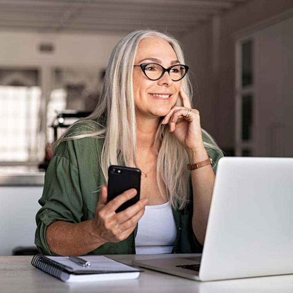 Seniors and Vision Loss