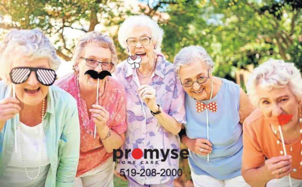 June is Seniors Month in Ontario