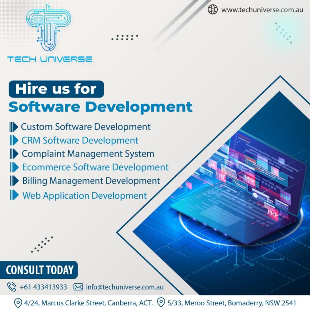 Software Company Blacktown - Tech Universe