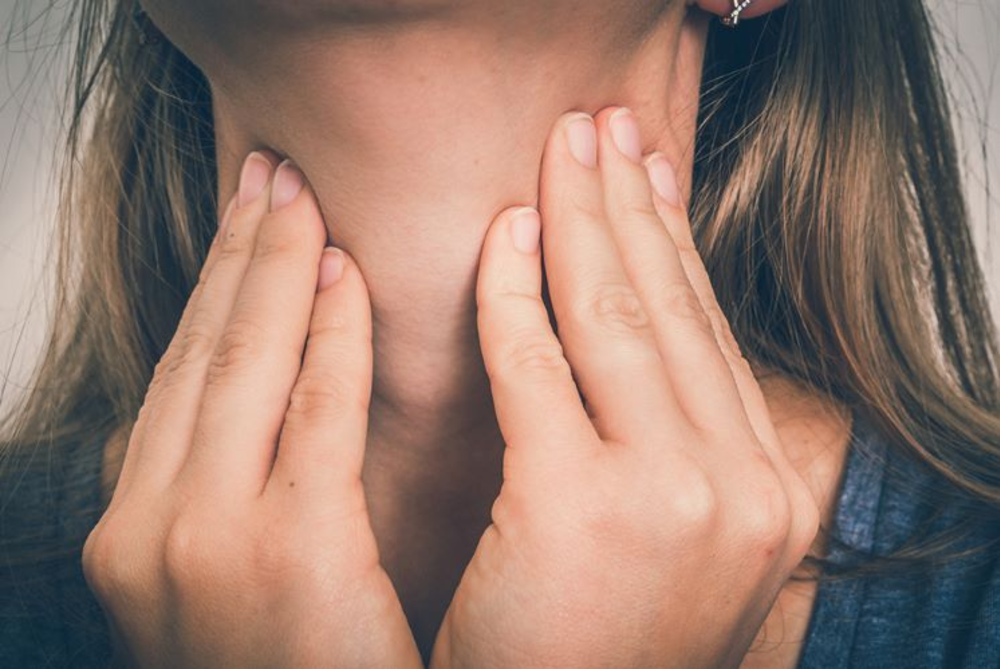 Has your doctor said your thyroid is OK?