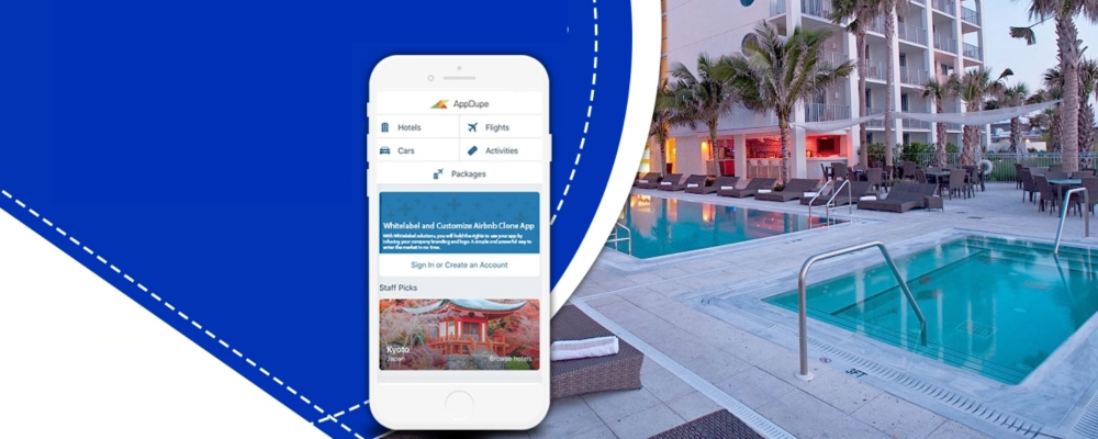 Offer safe accommodation for tourists via Airbnb Clone App Development