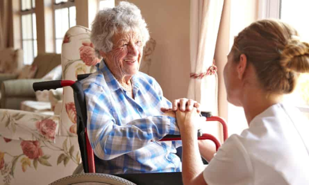 The difference between in-home care, live-in care, and in-home nursing care