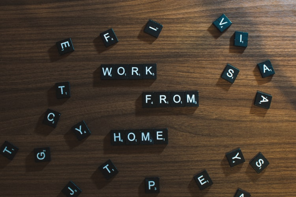 Working From Home—3 Tips to Keep You Sane