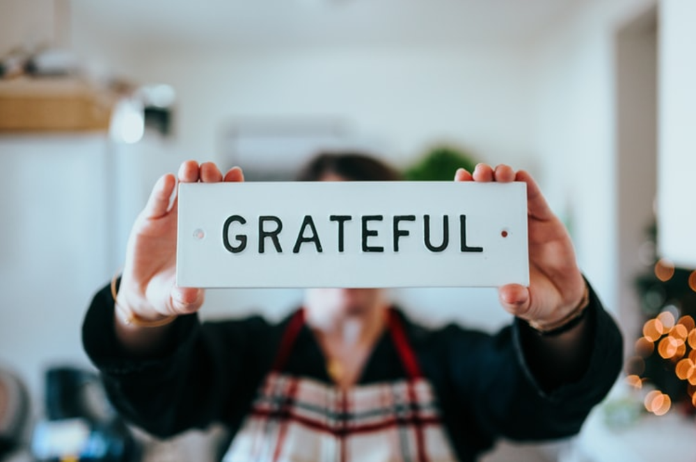 Why You Should Practice Gratitude