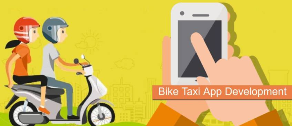 Kick-start your on-demand business with a bike taxi app