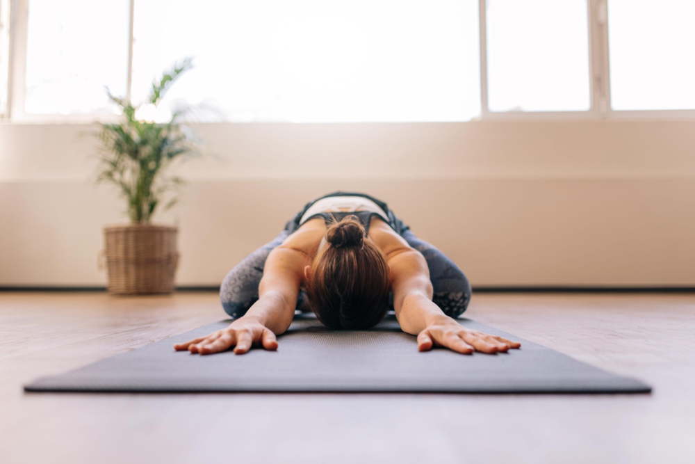 5 Yoga Poses to Help With Menstrual Cramps