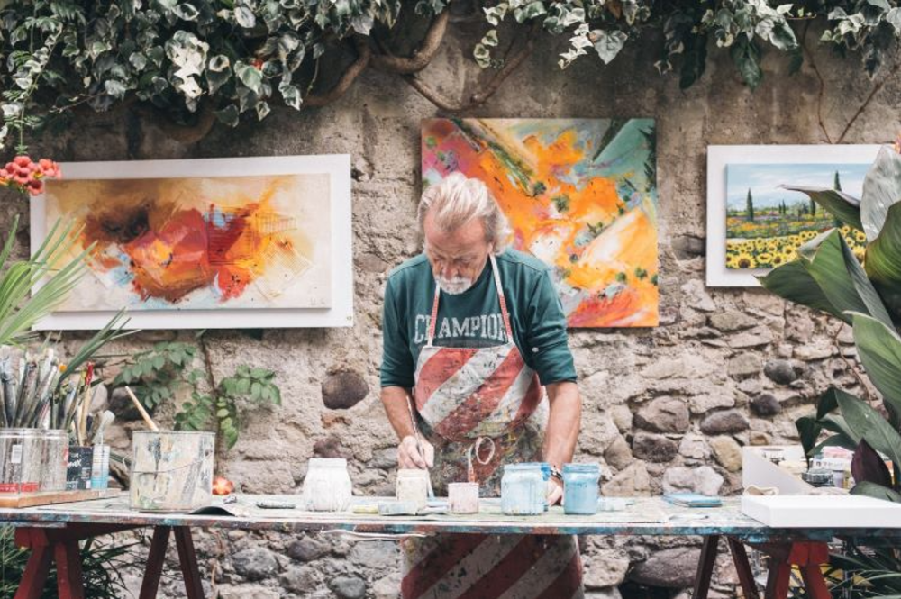 Creative Therapies Improve Seniors Well-being
