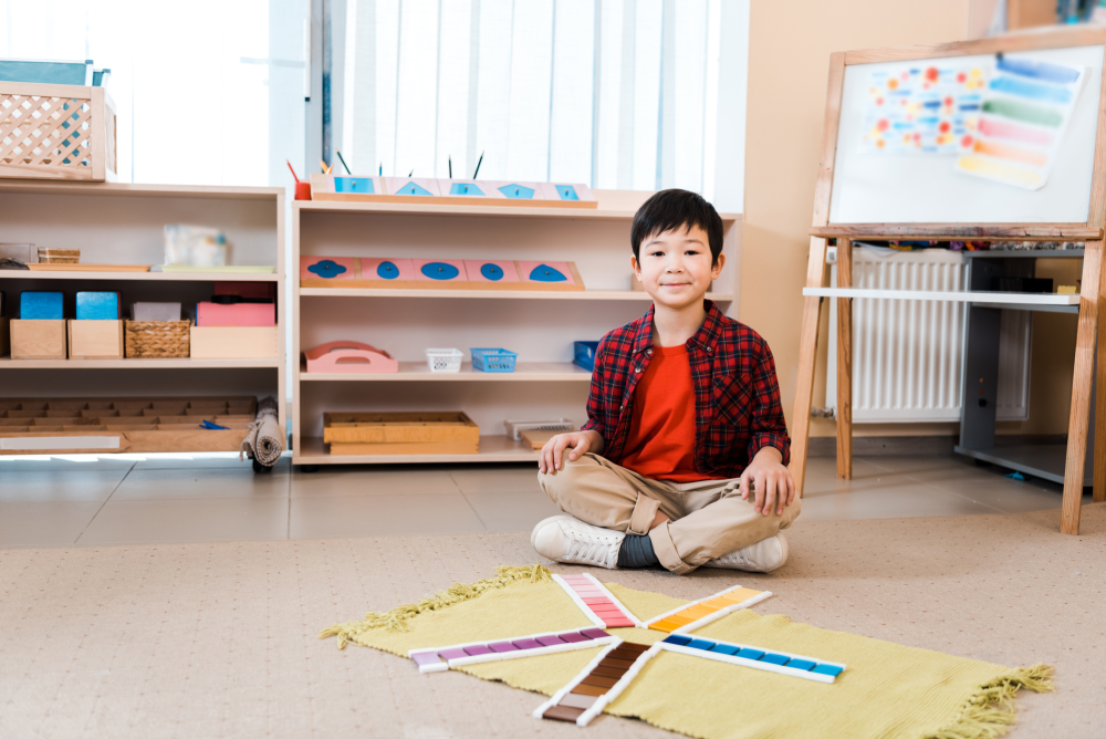 The Difference Between Montessori Schools and Traditional Schools