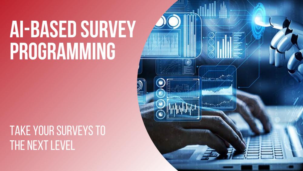 AI-based Survey Programming