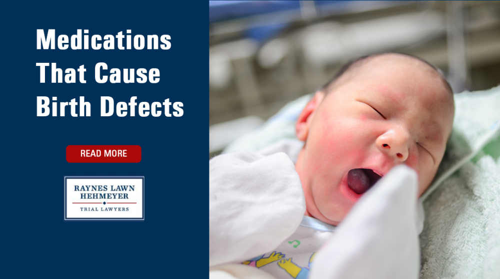 Medications That Cause Birth Defects