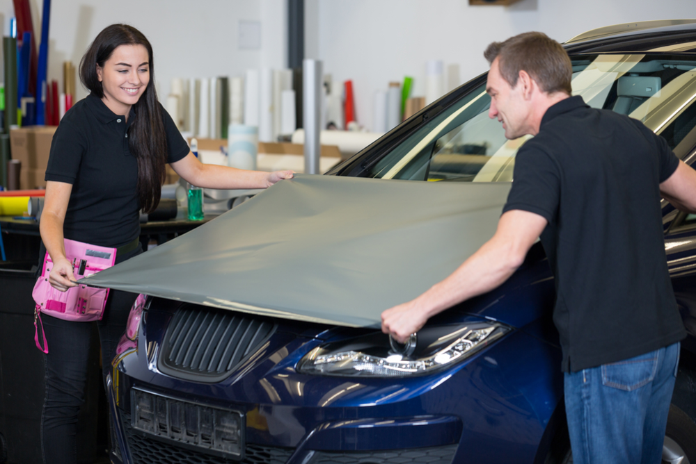 The Different Types Of Vehicle Wraps