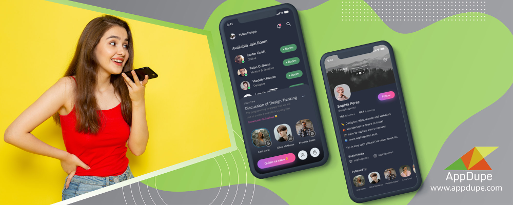 Join The Race Of Audio-based Applications With An App Like Clubhouse