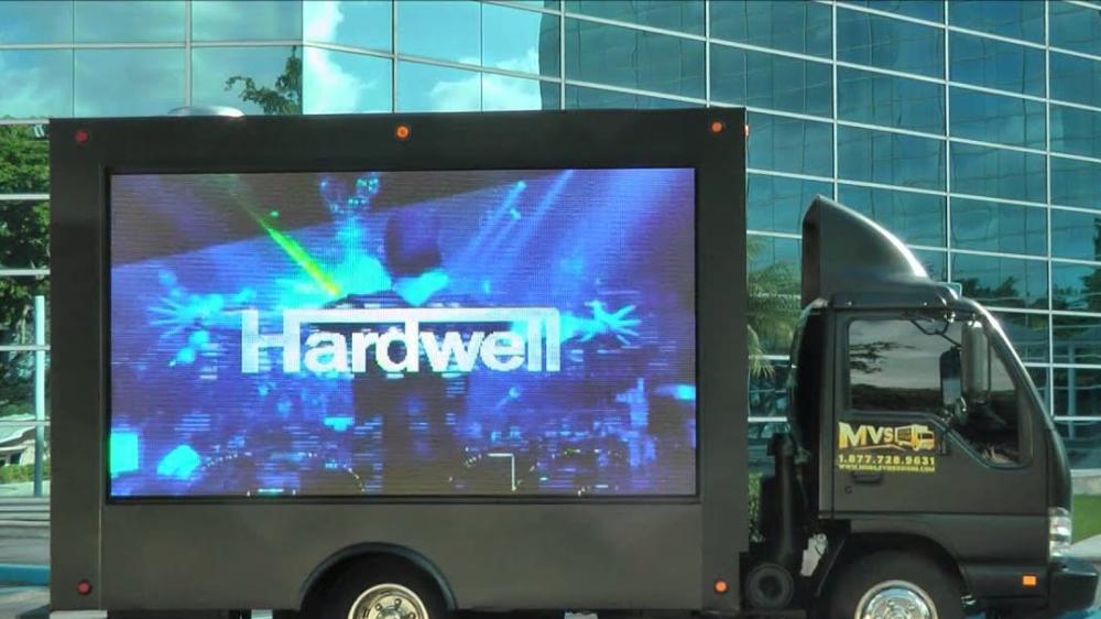 Mobile Digital Billboard