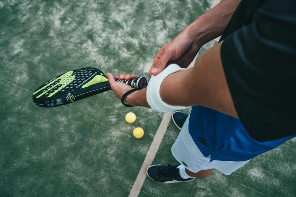 Tennis elbow, not just in tennis players