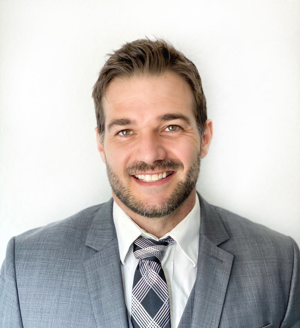 Dan Reeves as Associate Director of Sales