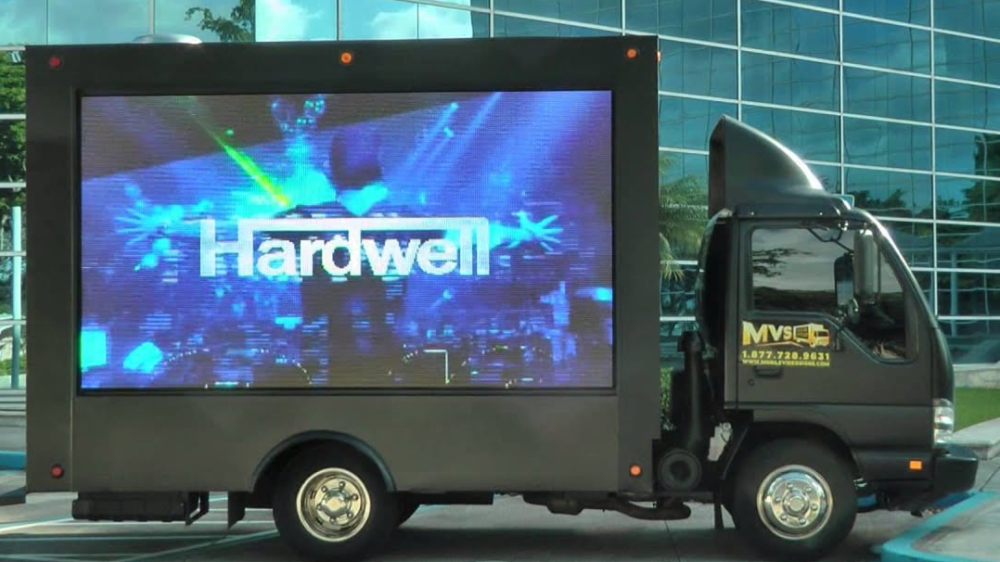Mobile Billboard Truck: Here Is Why You Should Avoid It