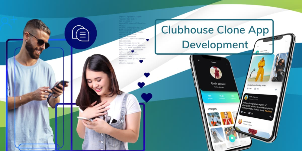 Become As Strong Contender In The Audio Based App With A Clubhouse Clone