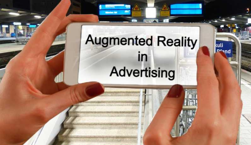 Creative Ads with Augmented Reality OOH!