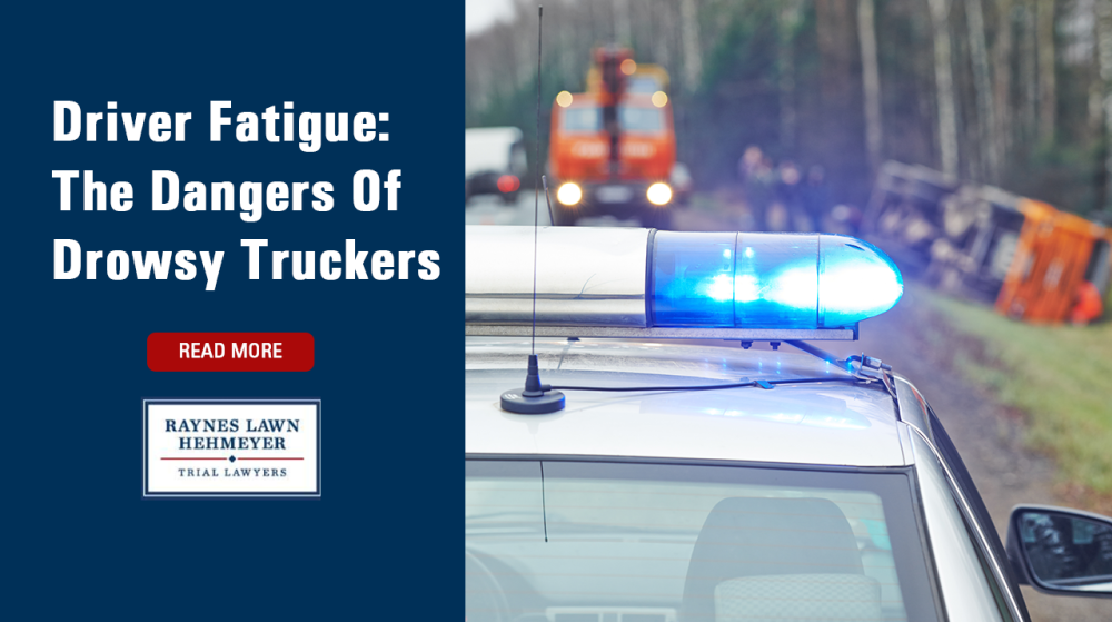 Driver Fatigue: The Dangers Of Drowsy Truckers