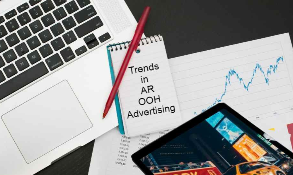 Here The Emerging Trends in AR OOH Advertising