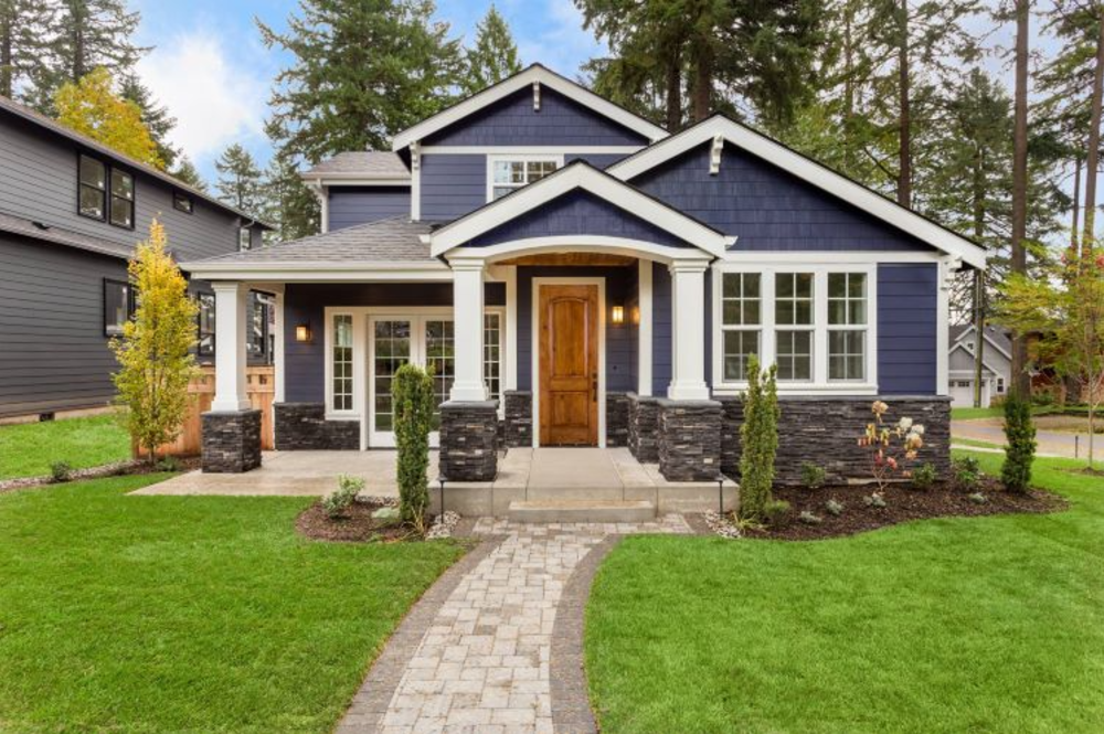 Express your Personal Style with MasterGrain Exterior Doors