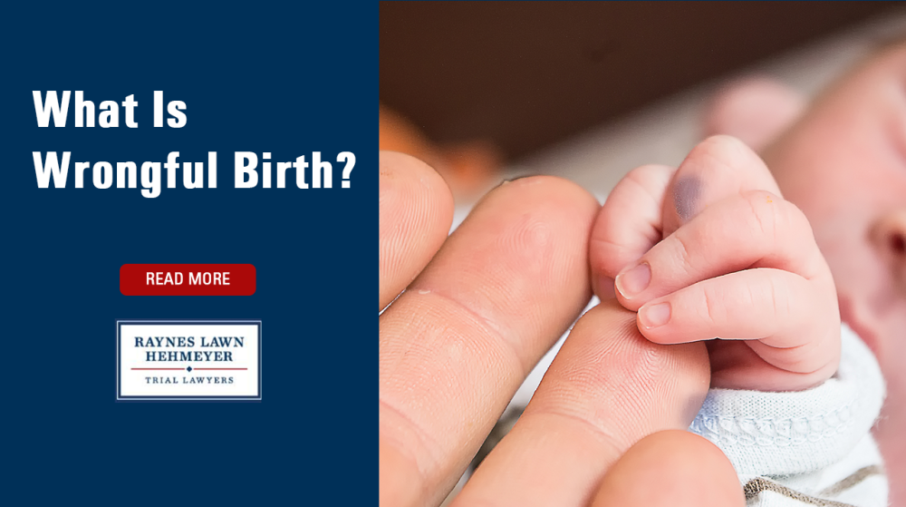 What Is Wrongful Birth?