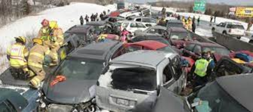MAJOR CAUSES OF CAR ACCIDENTS